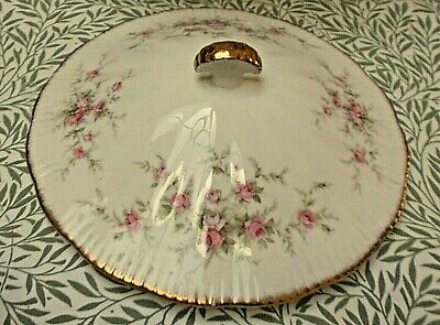 Paragon (Royal Albert) Victoriana Rose - Vegetable Tureen Replacement Lid Only