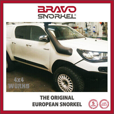 Bravo Snorkel Kit Toyota Hilux 2015-on 126 Series Revo