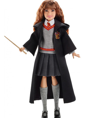 Hermione Granger Harry Potter Doll Action Figure Dolls Wand Clothes Accessories