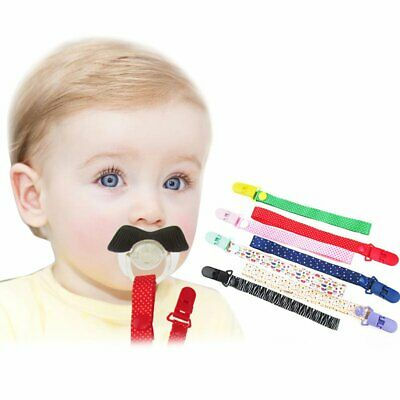 Baby Pacifier Clip Chain Clips Chupete Clips Baby Appease Pacifier Clip C B⊥