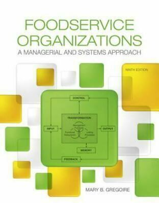 [P.D.F] Foodservice Organizations: A Managerial and Systems Approach (9th Editio