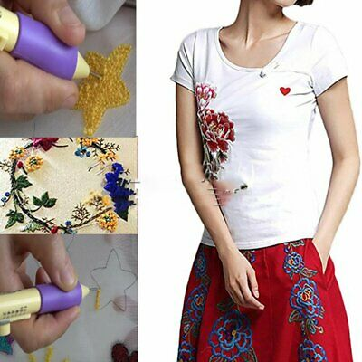 3D embroider punch needle pen set embroidery machine handmade Needlework