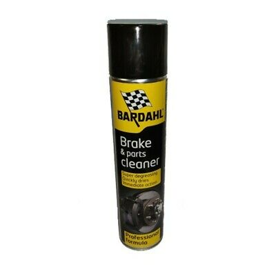 Bardahl Brake & Parts Cleaner Pulitore Freni Spray 600 Ml
