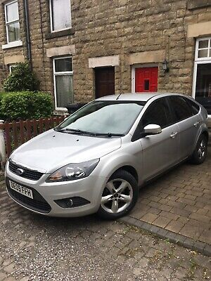 Ford Focus 1.6 Zetec. long mot and ready to drive away