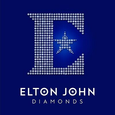 "Diamonds - Elton John (12"" Album) [Vinyl]"
