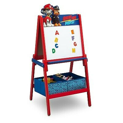 Delta Children Paw Patrol Folding Easel with Storage Suitable for 2 years +