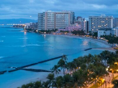Wyndham Waikiki Beach Resort 364,000 Annual Points
