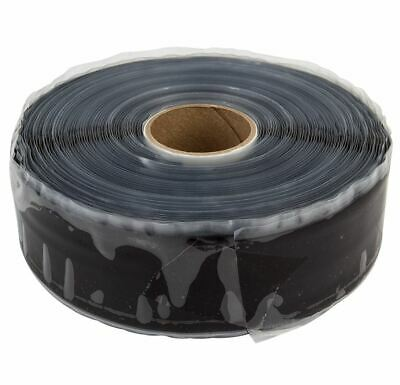 ESI SILICONE 36/' FOOT ROLL BICYCLE FRAME PROTECTOR BLACK TAPE