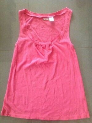 La Redoute Pink Maternity Summer Tops Bundle Size 4-6/EU 36-38/US 2-4, VGC
