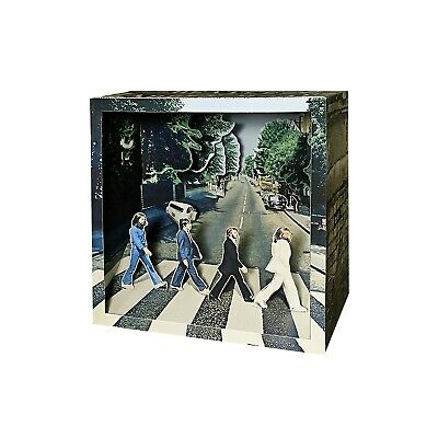 Beatles 3D Album Art Puzzle Shadowbox - Abbey Road or Sgt. Pepper's Dioramas