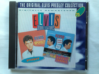 Elvis Presley - The Original Cd Collection Vol 25 - Double Features Spinout