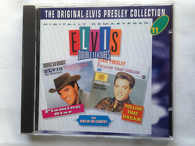 Elvis Presley - The Original Cd Collection Vol 11 - Double Features Flaming Star