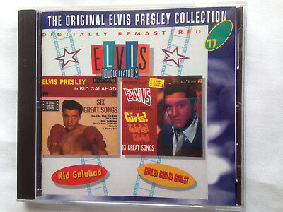 Elvis Presley - The Original Cd Collection Vol 17 - Double Features Kid Galahad