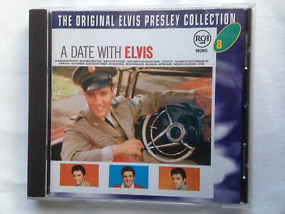 Elvis Presley - The Original Cd Collection Vol 8 - A Date With Elvis