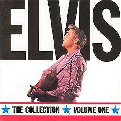 Elvis Presley The Collection Vol 1 Cd