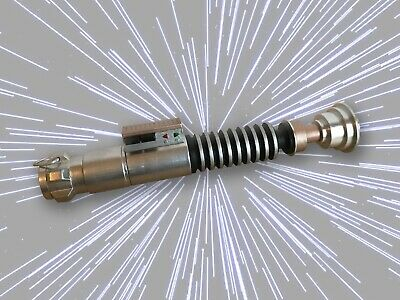 Luke Skywalker Prop Replica Lightsaber Kit - Return Of The Jedi