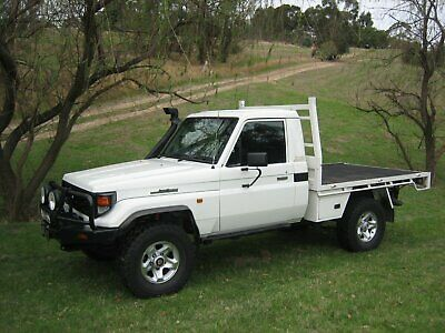 Landcruiser Ute Hdj79 Turbo Diesel 1Hd-Fte