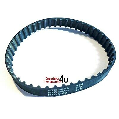 """46 IS 9.2/"""" Length 1//2/"""" Wide 92xl050 Synchronous Timing Belt 1//5/"""" Pitch"""