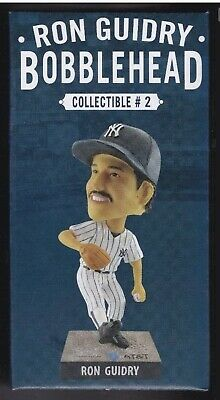 Yankees Ron Guidry Bobblehead SGA 6/14/18