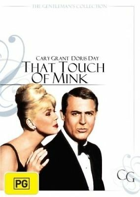 That Touch Of Mink - Doris Day  ( R4 DVD )