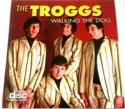 The Troggs - Walking The Dog BRAND NEW SEALED MUSIC ALBUM CD - AU STOCK