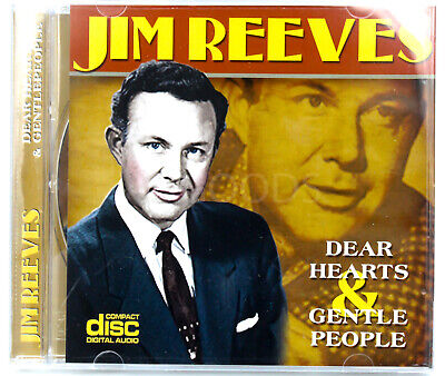 Jim Reeves Dear Hearts & Gentle People  Music   CD BRAND NEW SEALED MUSIC ALBUM