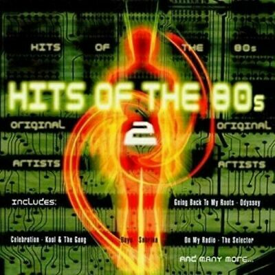 Hits of the 80s Vol. 2 BRAND NEW SEALED MUSIC ALBUM CD - AU STOCK