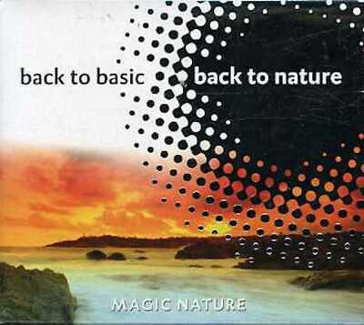 Magic Nature Back to basic Back to nature BRAND NEW SEALED MUSIC ALBUM CD