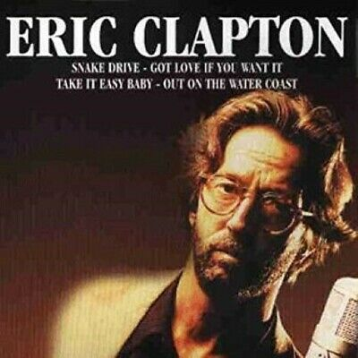 Greatest Hits Vol 2 - Eric Clapton BRAND NEW SEALED MUSIC ALBUM CD - AU STOCK