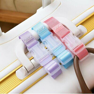 Hang buckle Travel Luggage Strap Belt Suitcase Bag Luggage Straps Buckle B*