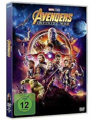 Avengers - Teil: 3 - Infinity War [DVD/NEU/OVP] Marvel /Robert Downey Jr., C