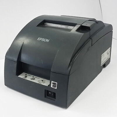 USED Epson TM-U220B POS M188B Impact / Dot Matrix Receipt USB ONLY Printer