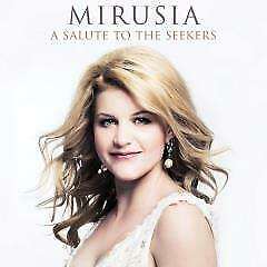MIRUSIA - A Salute To The Seekers CD *NEW* 2019