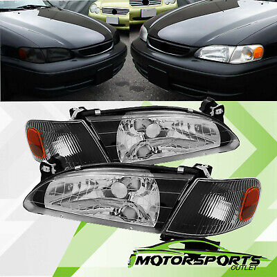 For 1998 1999 2000 Toyota Corolla Chrome Factory Style