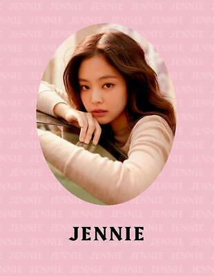 BLACKPINK Japan Official First Photobook Limited JENNIE Cover ver. Clear File