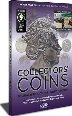 2019 edition Collectors Coin of Great Britain Decimal issues - brand new copy