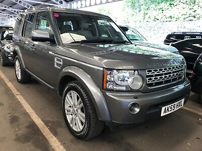 59 Land Rover Discovery 4 3.0 Tdv6 Hse - Satnav, Leather, 7 Seats, Panoroof