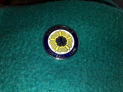 Pin badge Waterlooville fc 70s english non league badges