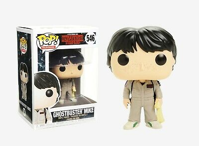 Funko Pop Television: Stranger Things - Ghostbusters Mike Vinyl Figure #21486