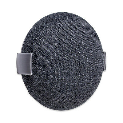 Wall Mount Bracket Stand for Google Home Mini - Silver
