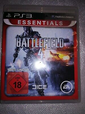 PS3 / Sony Playstation 3 Spiel - Battlefield 4 (Essentials) (mit OVP)