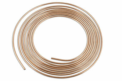 Connect 31126 Cupro Nickel Pipe 8mm x 7.5m - Pack 1