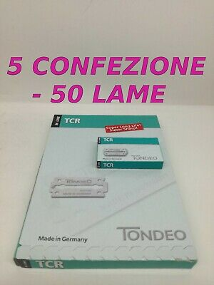 Tondeo Tcr Lame - Made In Germany - 5 X 50 Lame