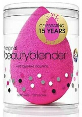 New! • The Original Beautyblender® Pink Color Sponge • New In Box