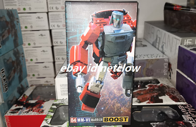 Transformers X-Transbots MM-VI Boost Windcharger in Stock