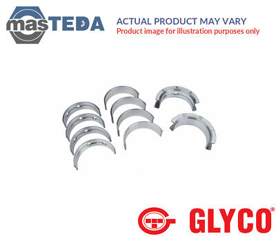 Main Shell Bearings Set Glyco H853/5 025Mm I Oversize 0.25Mm New Oe Replacement