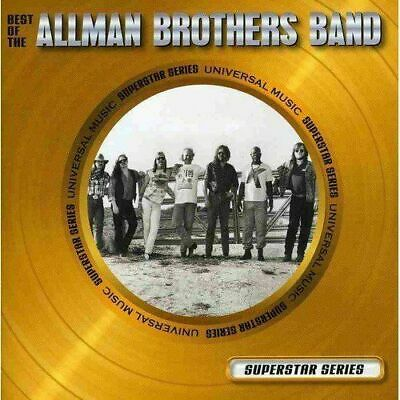 Allman Brothers Band - The Best of... Superstar Series - CD