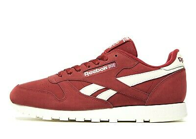 Up Trainers Shoes Leather Rd Cl White Reebok Unisex Lace Men Classic XZkiOuTP