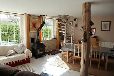 A Wonderful and Charming French Character House In Charente-Maritime Area