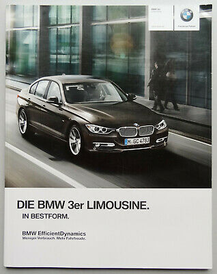 V11284 BMW 3 SALOON INCL. 335i